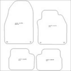 Saab 9-3 Convertible Car Mats